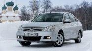 Тест-драйв Nissan Almera 2013
