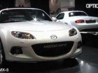 Mazda MX-5 Roadster Coupe на Парижском автошоу