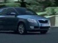 Рекламный ролик Skoda Fabia Combi