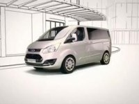 Промовидео Ford Tourneo Custom