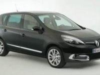 Экстерьер Renault Scenic