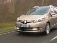Промовидео Renault Grand Scenic