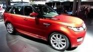 Range Rover Sport на автосалоне в Нью-Йорке