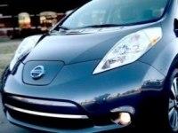 Промовидео Nissan Leaf
