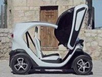 Renault Twizy - видеообзор.