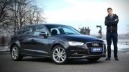 Тест-драйв Audi A3 2013 1.8TFSI