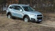 Тест-драйв Chevrolet Captiva 2.2D AT