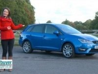 Видеообзор Seat Ibiza ST FR