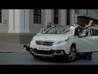 Промо-ролик Peugeot 2008