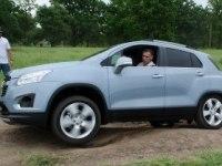 Тест-драйв Chevrolet Tracker