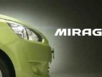 Реклама Mitsubishi Mirage