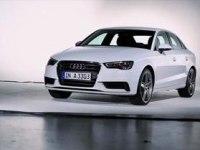 Экстерьер Audi A3 Sedan