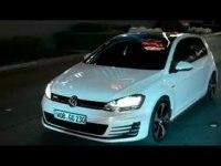 Промо-видео Volkswagen Golf GTI