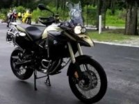 BMW F 800 GS Adventure в статике