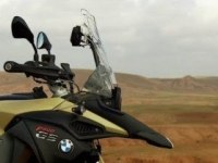 BMW F 800 GS Adventure в Марокко