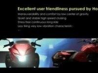 Промовидео Honda CTX700