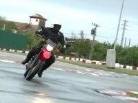 Тест Honda CRF250M