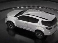 Обзор Chevrolet Trailblazer