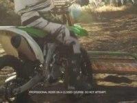 Промовидео Kawasaki KX250F