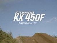 Регулировки Kawasaki KX450F