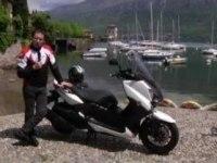 Итальянский тест Yamaha X-MAX 400