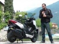 Французский тест Yamaha X-MAX 400