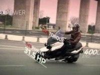 Промовидео Yamaha X-MAX 400