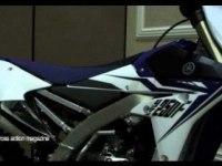 Yamaha YZ250F в статике