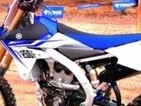 Официальный обзор Yamaha YZ250F