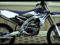 Описание Yamaha YZ450F