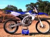 Официальный обзор Yamaha YZ450F