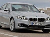 Промо-видео BMW 5 Series Sedan