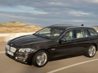 Промо-видео BMW 5 Series Touring