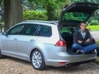 Тест-драйв Volkswagen Golf 7 Variant