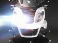 Проморолик Peugeot Metropolis 400