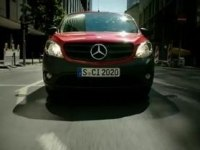 Промо-видео Mercedes-Benz Citan