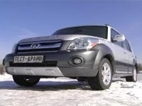 Тест-драйв Great Wall Haval M2