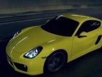 Промо-видео Porsche Cayman