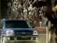 Рекламный ролик Kia Sportage