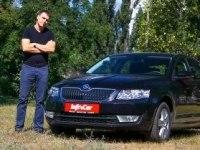 Тест-драйв Skoda Octavia A7