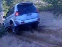 Mitsubishi Pajero Sport в деле 3
