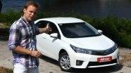Тест-драйв Toyota Corolla