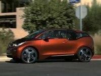 Обзор BMW i3