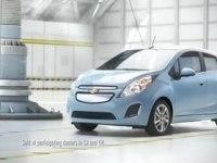 Реклама Chevrolet Spark EV