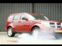 Dodge Nitro - Месть собачке