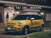 Реклама Fiat 500L Trekking