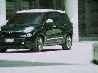 Промо-видео Fiat 500L Living
