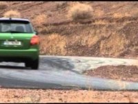 Промо-видео Skoda Fabia RS, Skoda Fabia Combi RS