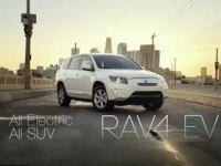 Реклама Toyota RAV4 EV