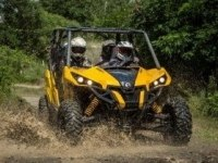 Тест Can-Am Maverick MAX X rs DPS